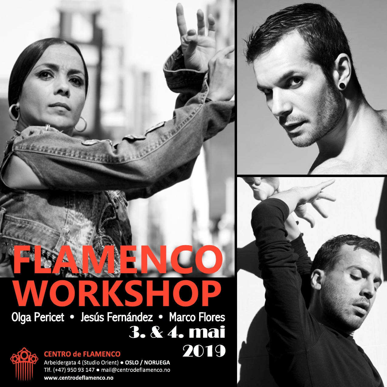 Workshop mai 2019